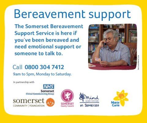 Somerset Bereavement Support Service