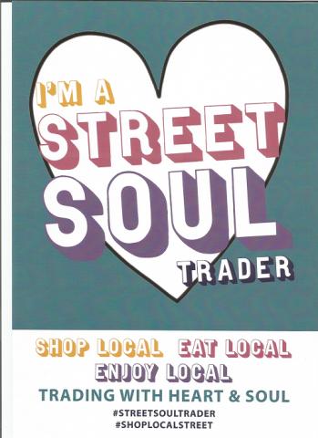 Soultrader poster