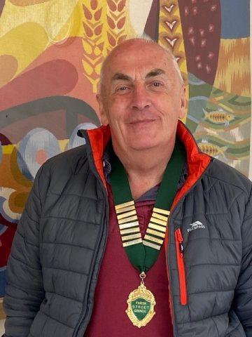 Alan Prior Vice Chair 20212022