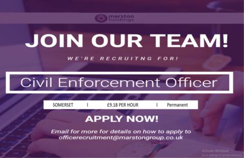 Civil Enforcement officer