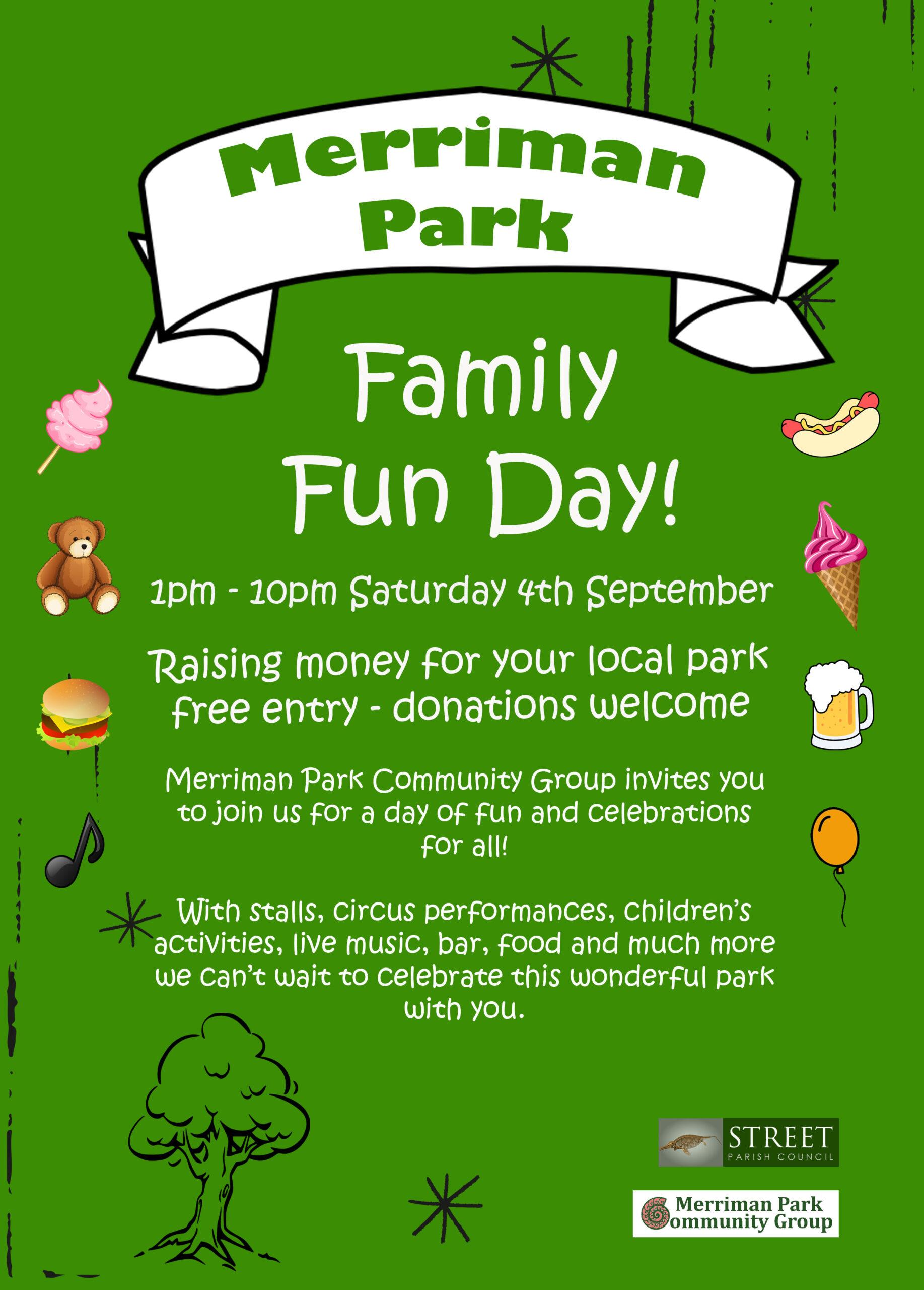 Merriman Park Fun Day 2021